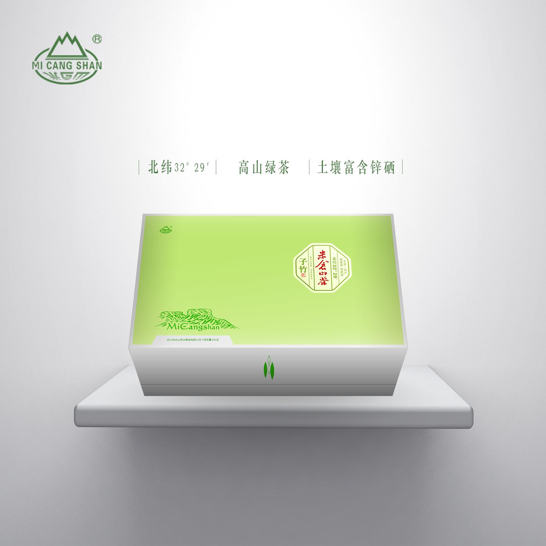 2020年生态子竹208g礼盒装