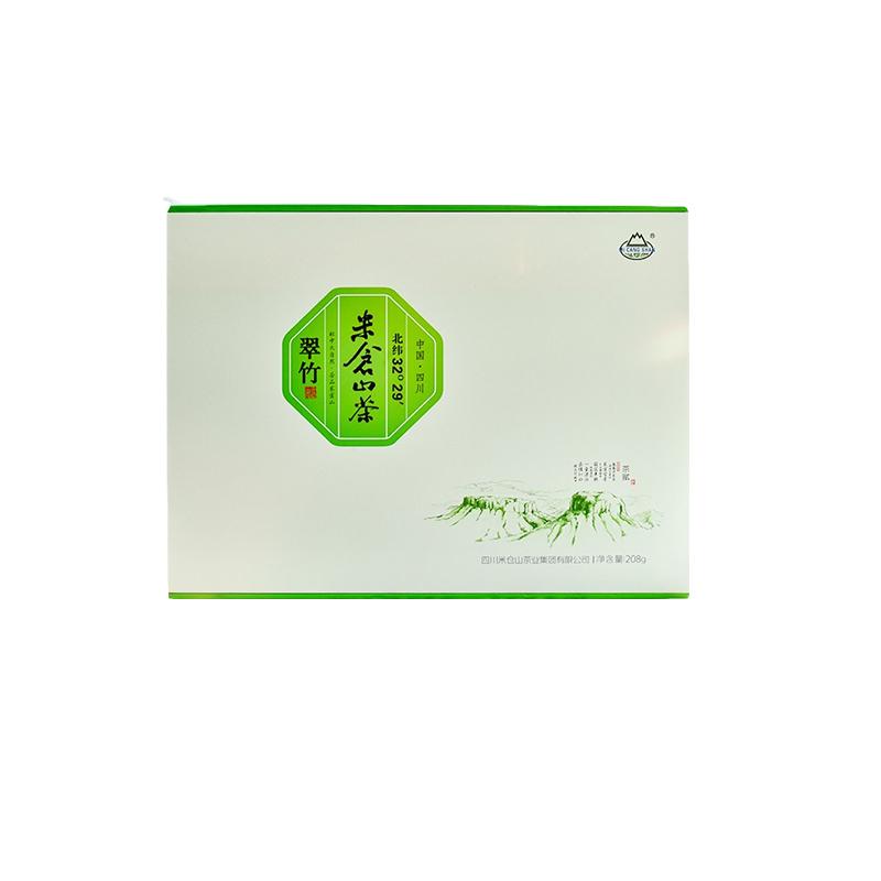 生态翠竹208克礼盒装  新茶