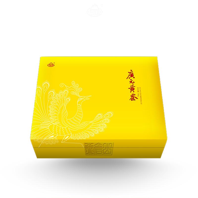 广元黄茶135g礼盒装  新茶